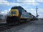 CSX 7548 & 8203 & FXE 4521
